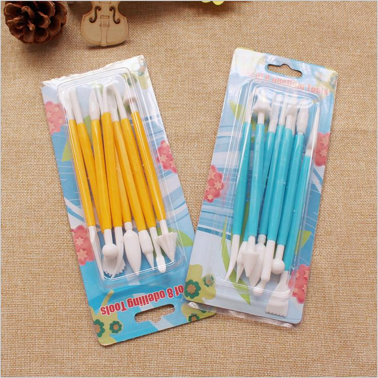 Buy Tools For Cake Kitchen Accessories Cake Decorating Tools 8pcs Pastry Tools