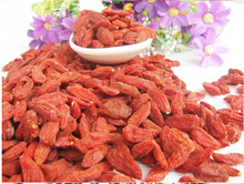 goji berry The king of Chinese wolfberry medlar bags in the herbal tea Health tea goji
