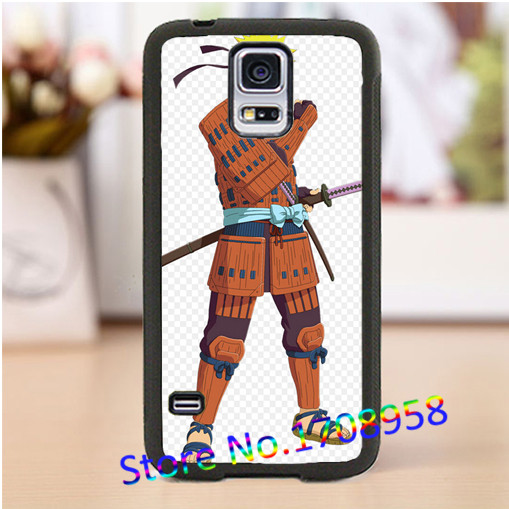 History of Samurai Naruto cell phone cover case for samsung galaxy s3 s4 s5 s6 s7 note 2 note 3 note 4 #WL0363(China (Mainland))