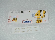 Ocean Detail Decals TF Movie3 Deluxe Topspin(JP version) - Uncle Billy store