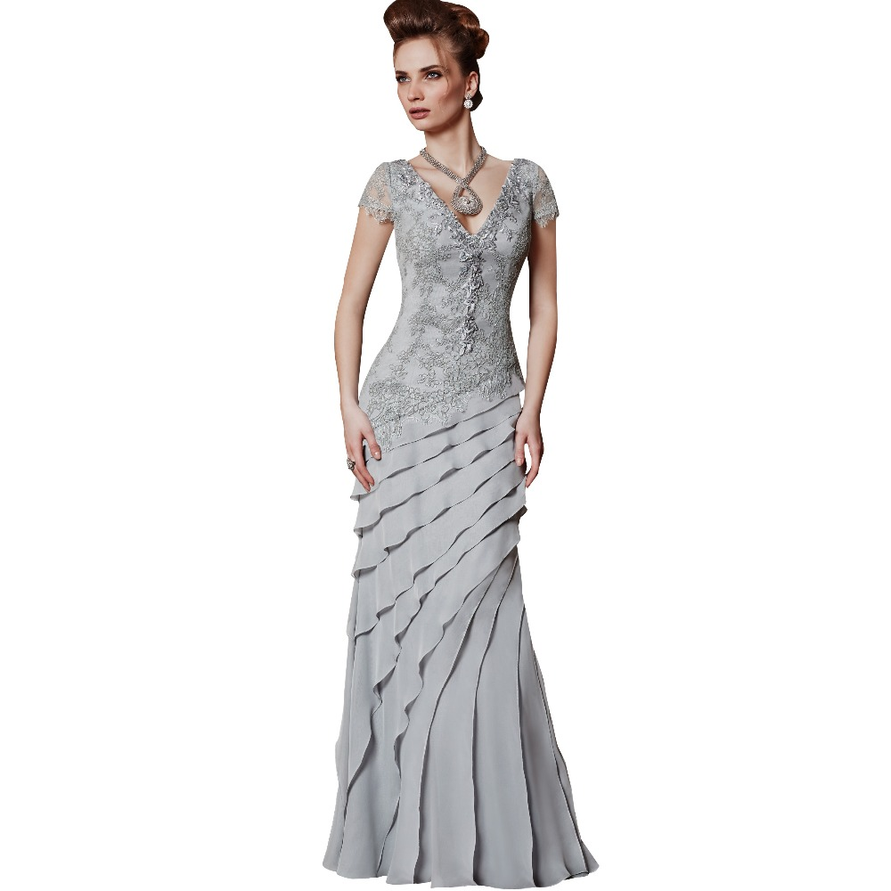 The Mother Of Groom Dresses: Elegant Mermaid 2016 Mother Of The Bride Dresses With