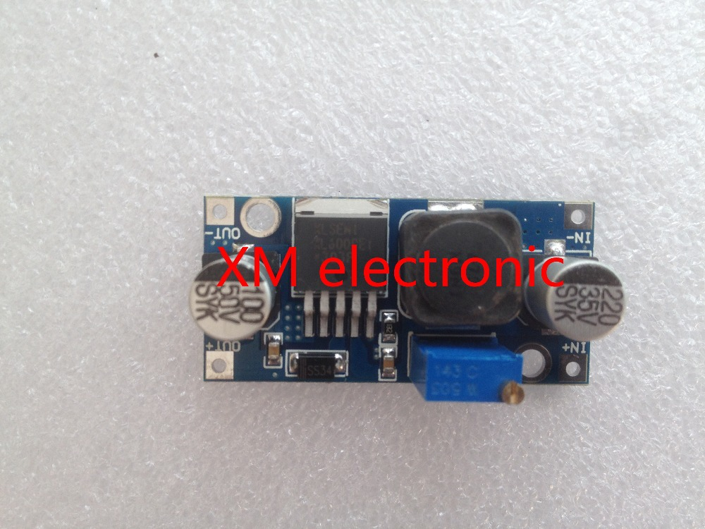 1pcs/lot DC-DC module power supply module XL6009 can raise pressure booster module super LM2577 DC-DC booster Step-up module(China (Mainland))