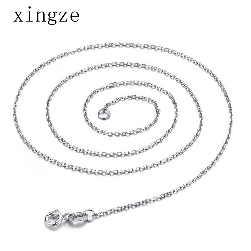 Trendy 925 Sterling Silver Cross Chain Necklace Ms. Vintage Fine Jewelry Wholesale Free Shipping(China (Mainland))
