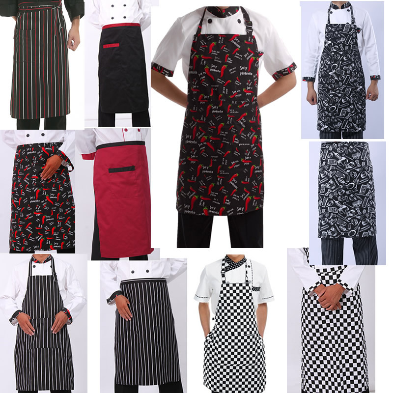Chef cooking apron aprons for man Classic fashion personalized apron Sleeveless kitchen men Bust Apron Free Shipping(China (Mainland))