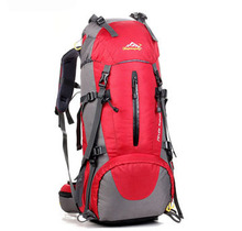 10PCS/lot Quality Mens Large Hiking Camping Backpack