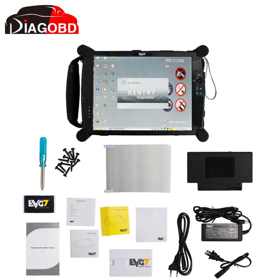 Evg7 DL46 / HDD500GB / DDR4GB диагностический контроллер планшет пк EVG7 диагностический контроллер груза экспресс