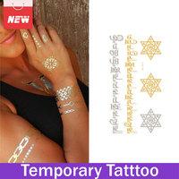 Временная татуировка Zexustech  Lip sticker