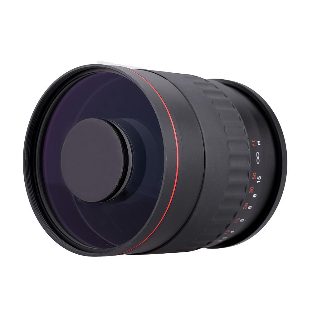 500mm Mirror Lens Canon Mirror Lens For Canon Eos