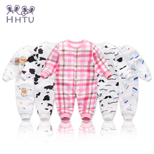 Buy HHTU Baby Rompers Jumpsuits Baby Girls Clothing Children Autumn Newborn Baby Clothes Cotton Long Sleeve Climb Clothes for $10.55 in AliExpress store