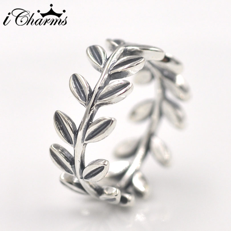 Laurel Leaf Ring Pandora