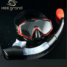 Professional Snorkels Goggles Breathing Tube Easybreath Sport Suit ZYF088(China (Mainland))