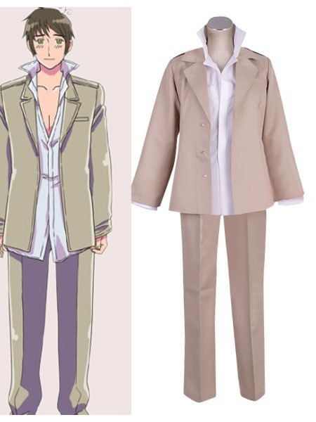 Japanese Anime Outfit Greece Cosplay Costume from Axis Powers Hetalia E001(China (Mainland))
