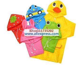 Animal-shaped Raincoat/Children's Raincoat/Kids Rain Coat/Children's rainwear