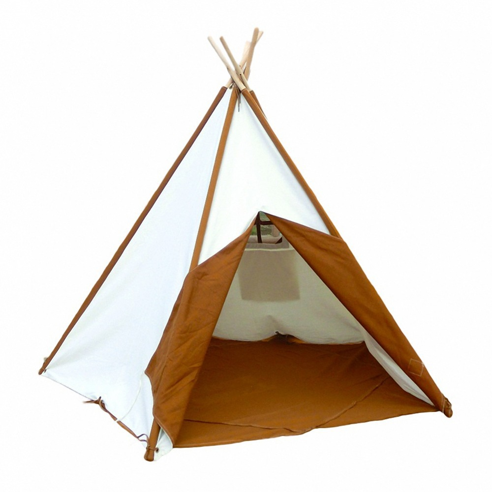 Children 39 S Teepee Tent For Indoor And Outdoor Includes