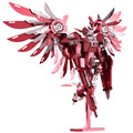 New 2016 Limited Edition WMX 3D Metal Puzzle Thundering Wings Gundam Robot P069 RS DIY 3D