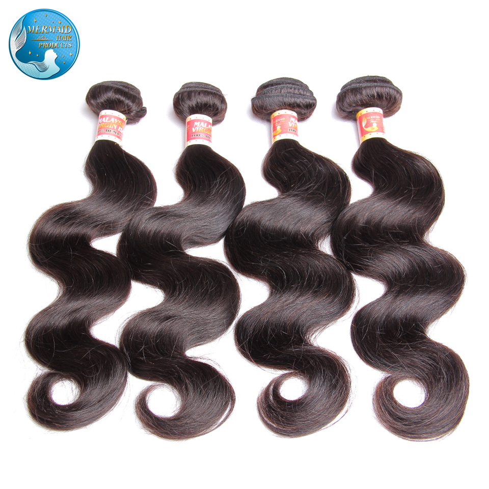nature black #1b virgin malaysian body wave cheap 4pcs lot malaysian virgin body wave 6a malaysian hair body wave hair extension<br><br>Aliexpress