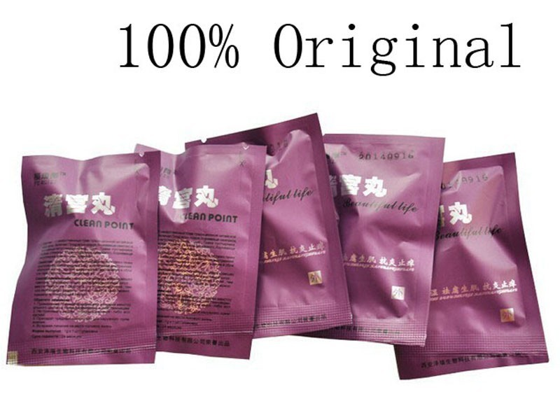 100% Pure Herbal detoxification beauty Clean Tampons Feminine Hygiene Product For Beautiful Life female Vagina Health care