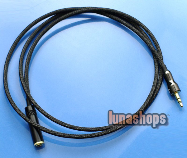 HiFi 3.5mm male to female extension Cable LN001281<br>