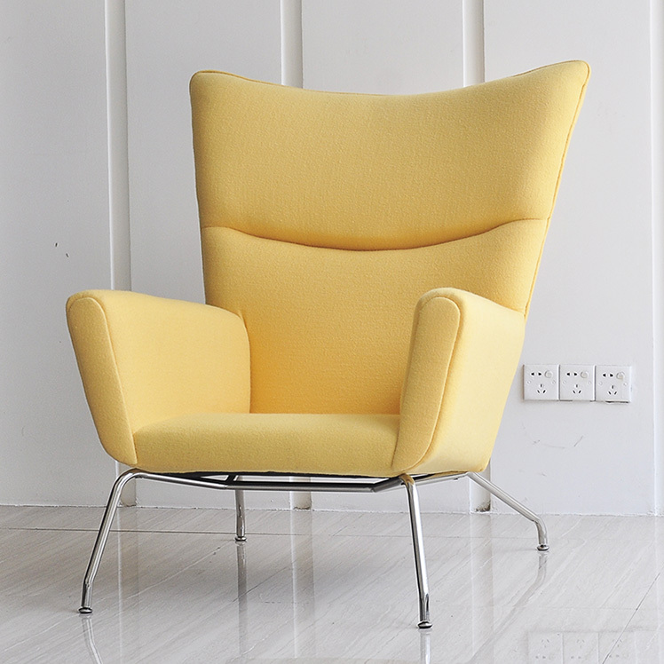 Modern Creative Wings Armchair Wing Chair Recliner Chair