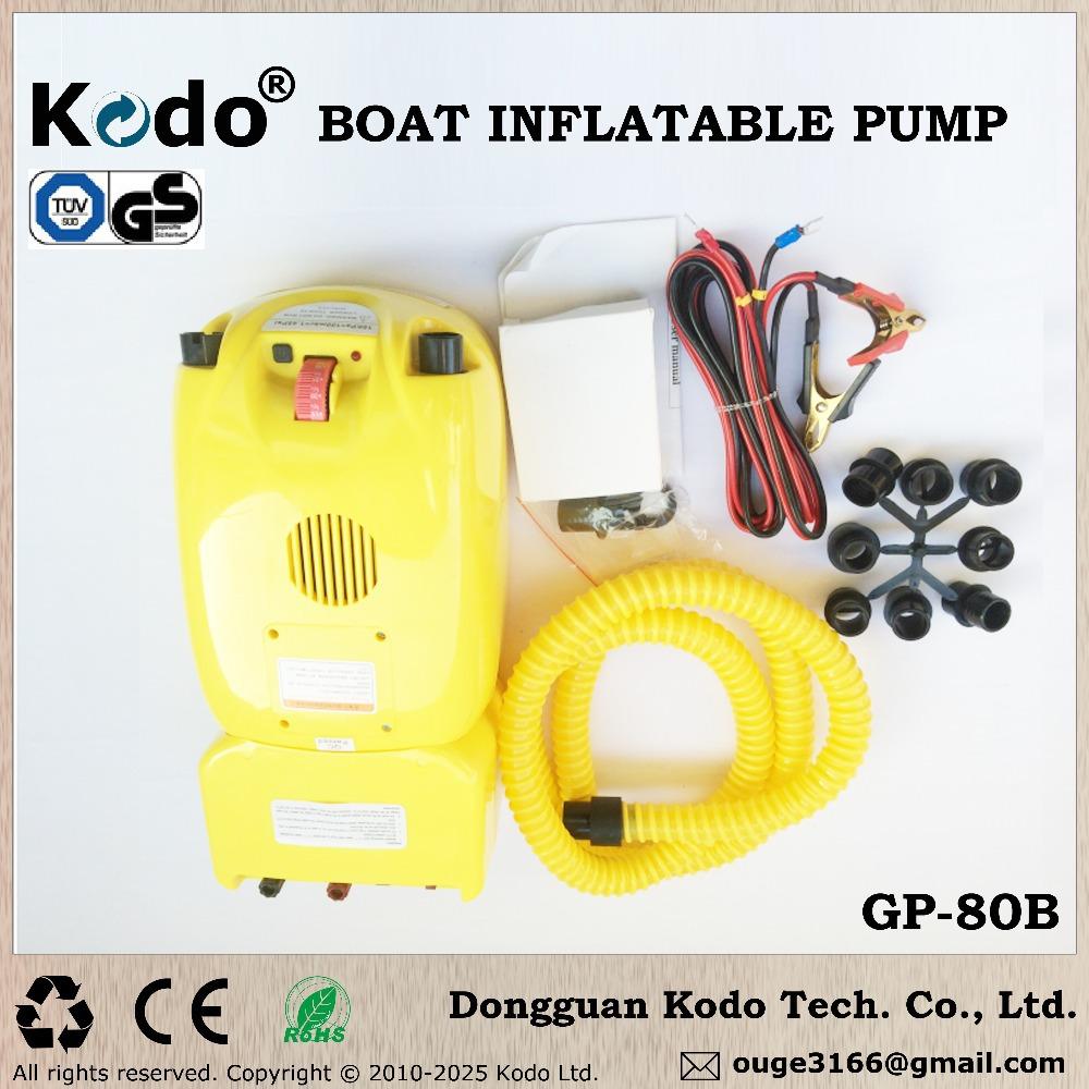 насос резиновой лодки 12 вольт