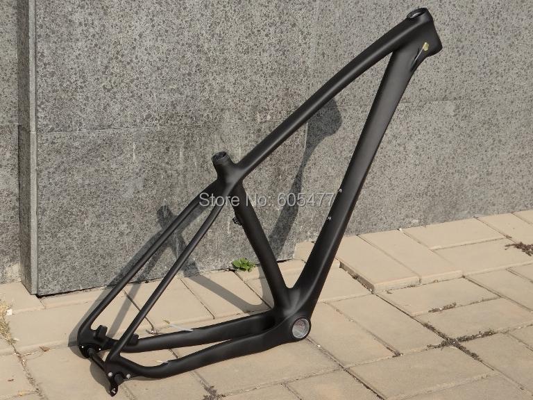 2015' FR-216 Full Carbon UD Matt Matte Mountain Bike Bicycle MTB 29ER Frame (BB30)(China (Mainland))
