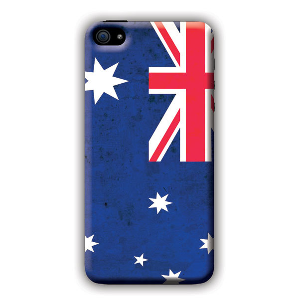 Australia flag For iPhone 5c Case Phone Covers With Credit Card Holder(China (Mainland))