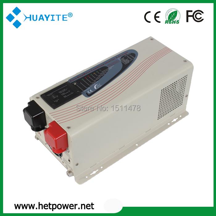 APC series 3000 watt solar off grid inverter DC12V/24V/48V to AC 110V/230V pure sine wave 3kw inverter(China (Mainland))