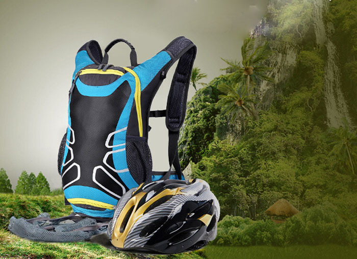 Famous Brand Best Quality Outdoor Sport Backpack Cycling Bag 100PCS lot