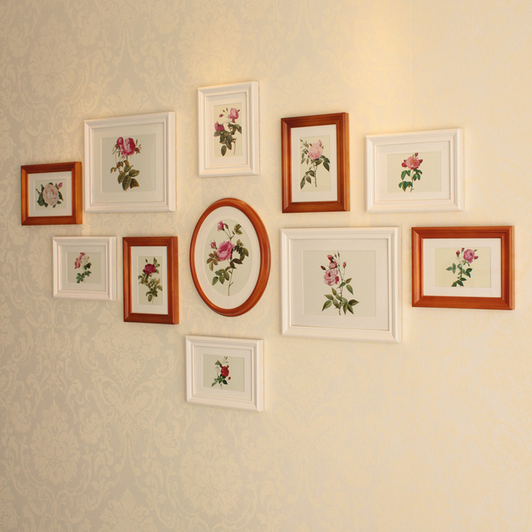 Fashion style Wall stylish photo frames for lady