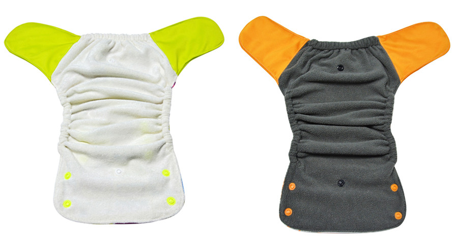 Cute Cloth Baby Diaper