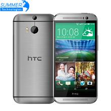 """Оригинальный Разблокирована HTC One M8 Зефир 5.0 """"дюймовый 4 Г LTE Quad core 2 Г RAM 16 ГБ ROM 3 Камеры Мобильного Телефона восстановленное(China (Mainland))"""