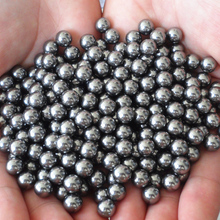 Powerful Sling Shot Ammo 8mm Steel Ball For Bow Catapult Outdoor Hunting Slingshot Ammunition