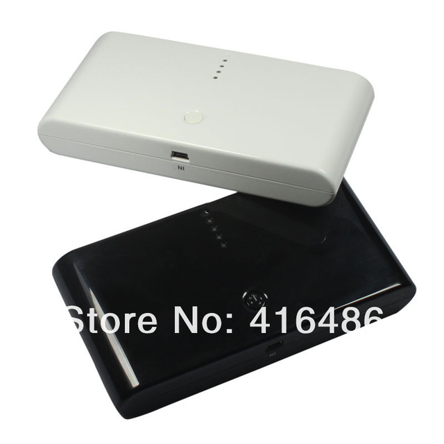 Free Shipping 16800mah battery Dual USB Power Bank for iPhone,PSP,camera,laptop,tablet pc