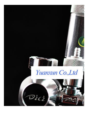 Water, carbon dioxide decompression table space small single-table constant pressure CO2 bubble counter trimming Zhini