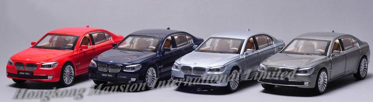 New 132 Car Model For BMW 760Li (35)