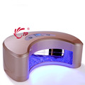 Professional Nail Tools Manicure Pedicure Time Free Setting 18W Universal Voltage Nail Art UV LED Lamp