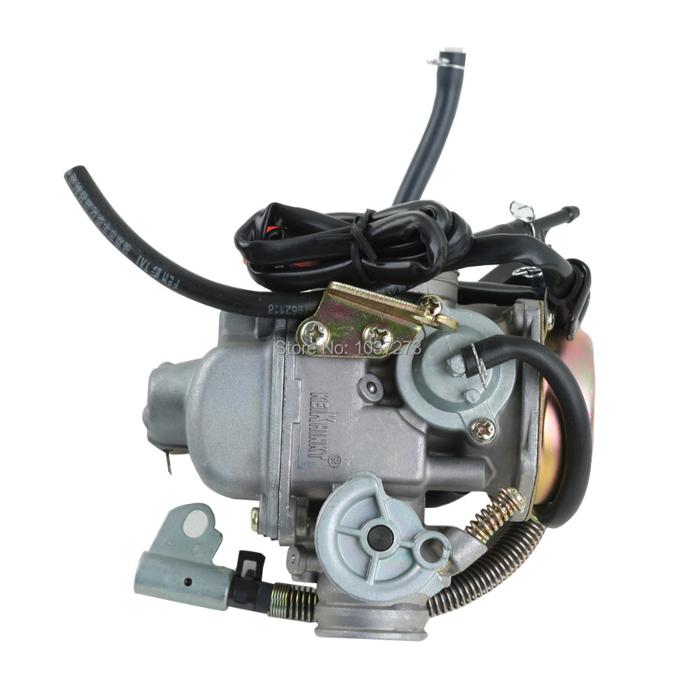Carburetor For SCOOTER font b GY6 b font 110cc 125 150CC ATV NST JCL Chinese Roketa