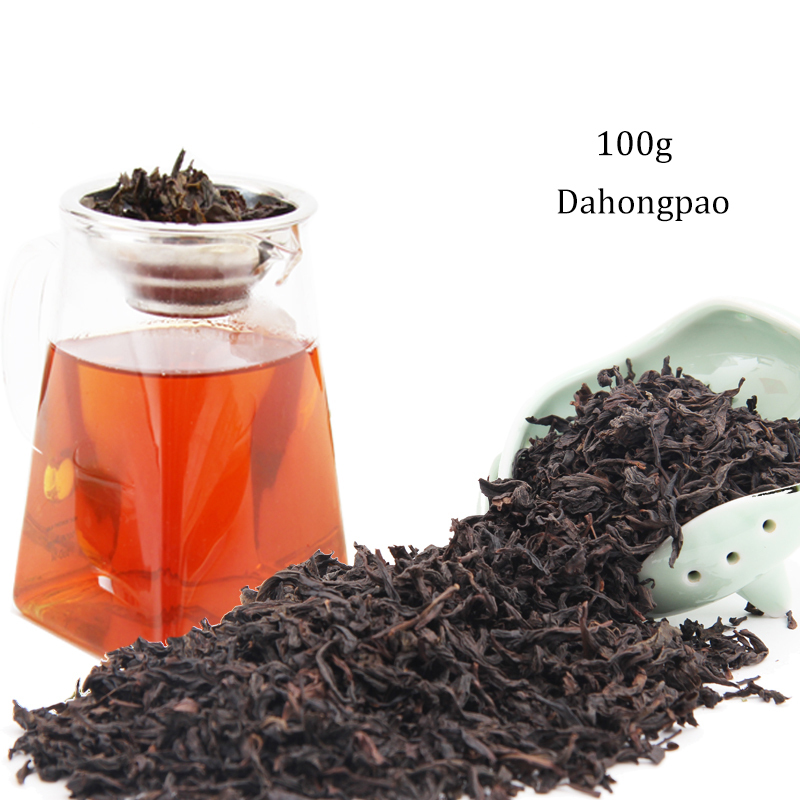 Dahongpao 100g Pag Great Taste High Quality Hot Selling oolong tea Preserve Healthy Fresh Fragrance Popular