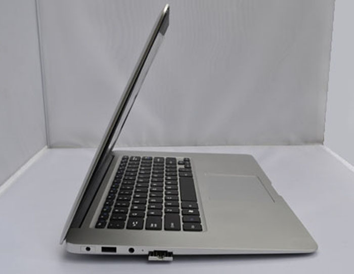 Newest 14 inch laptop ,Intel D2500 Dual-core 1.86Ghz, (2G Ram,320G HDD) Super thin style!(China (Mainland))