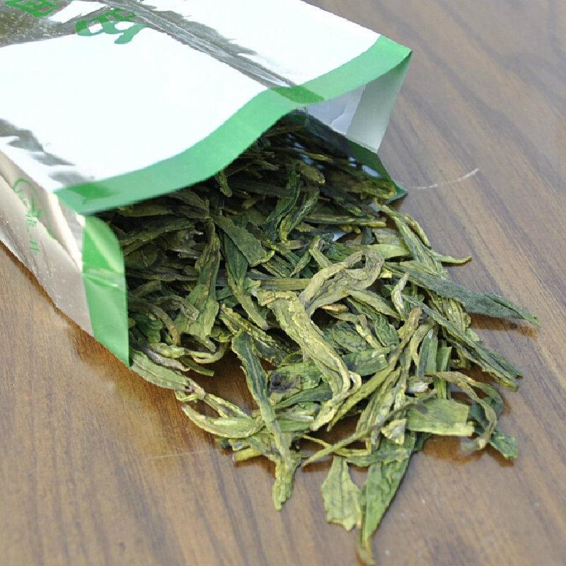2015 Manually Making Xihu Longjing Green Tea Yuhou Chinese Green Tea Long Jing China West Lake