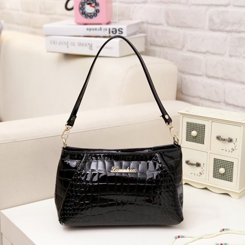 2015 new winter Ms. Shoulder Messenger bag Korean version of casual tote bag manufacturers, wholesale street tide(China (Mainland))