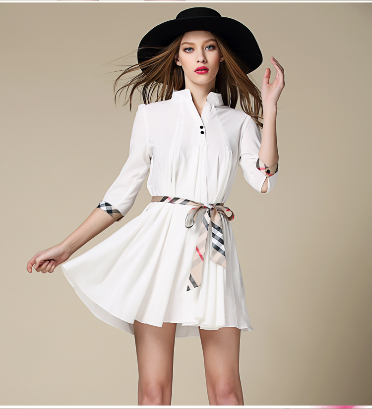 New Aliexpresscom  Buy New Style Summer Women Dress Midi