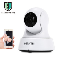 Buy WANSCAM HW0036 720P HD Wireless Wifi IP Camera IR H.264 Indoor Surveillance Security Camera Home Protection for $24.36 in AliExpress store