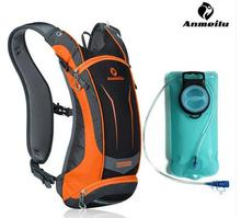 Buy ANMEILU Men Women 8L Sports Cycling Backpack Rucksack + Water Bag Outdoor Climbing Hiking Shoulders Bag Travel Bags Camelback for $37.94 in AliExpress store