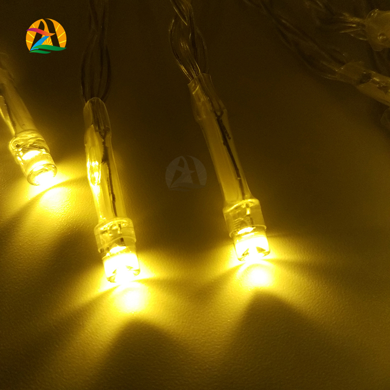 10M 80LED Battery LED Light Strings Decoration for Holiday Halloween New Year Party Lamp Christmas night Wedding Garden Outdoor(China (Mainland))
