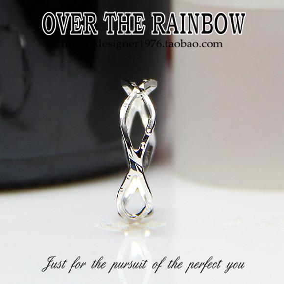 Fashion ring eternity ring female memory finger ring