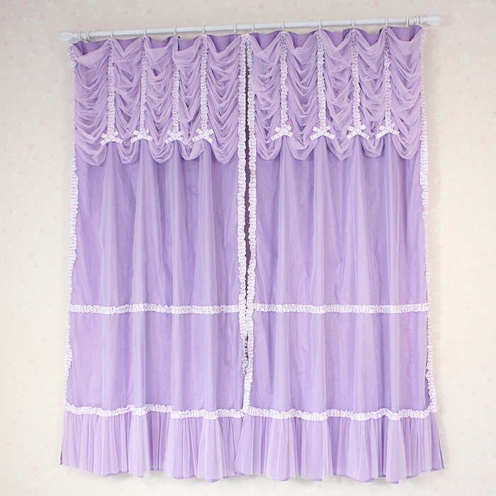 buy custom luxury purple modern sheer