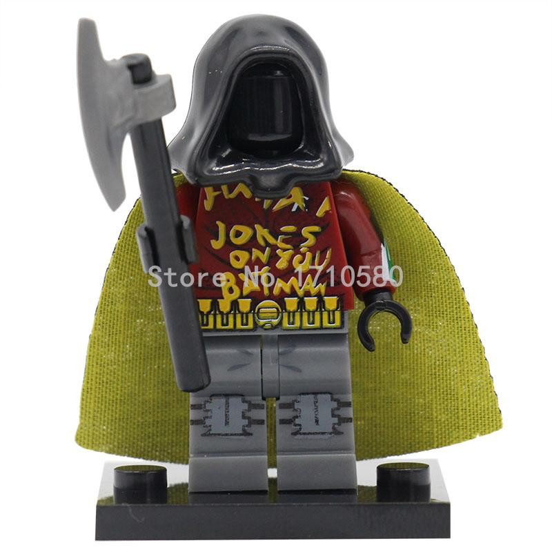 Wholesale XINH 354 Robin Minifigure 50pcs/lot DC Legion of Tremendous Heroes Constructing Blocks Youngsters Presents Schooling Studying Toys