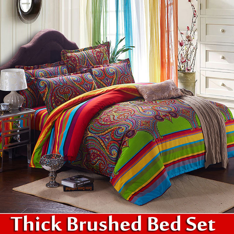 Unique duvet covers reviews online shopping reviews on for Housse de couette king size