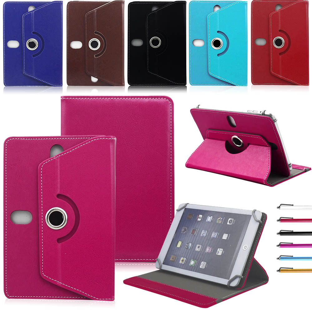 "7"" Universal PU Leather Stand Protector Cover Case Skin For ipad samsung lg pad 7 Inch tablet PC(China (Mainland))"